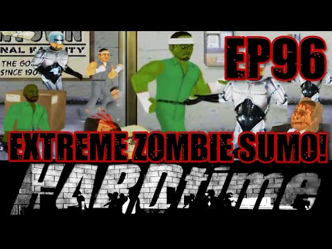 MDickie's Hard Time EP 96: Extreme Zombie Sumo