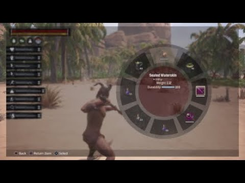 Conan Exiles Basic PvP Tips and Tricks, Basic PvP Builds [School Of HardKnocks]