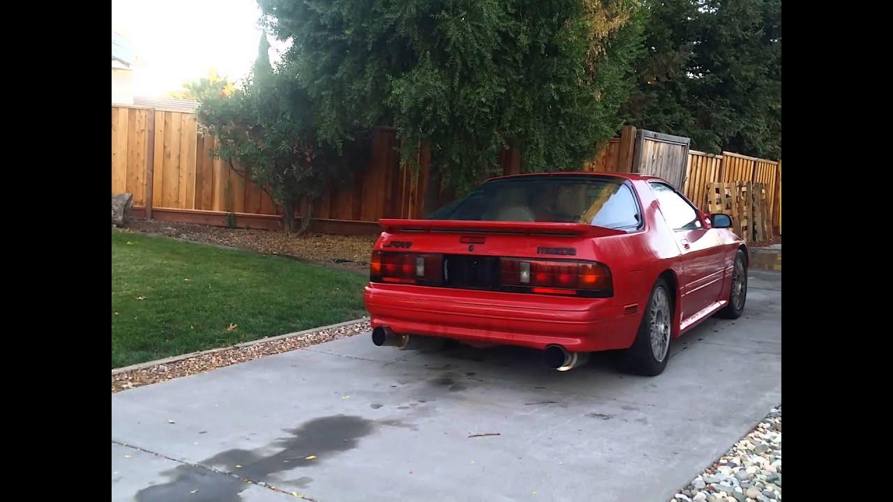 1991 Mazda RX7 Turbo FC3S