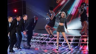 """Taylor Swift """"Shake It Off' #live at X Factor"""