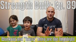 """Workout and """"funny"""" intro are the highlights  