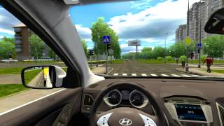 City Car Driving 1.2.5: Hyundai ix35