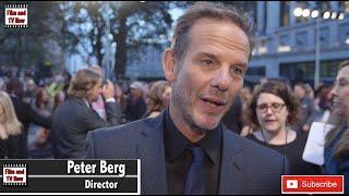 Peter Berg Deepwater Horizon European Premiere Interview