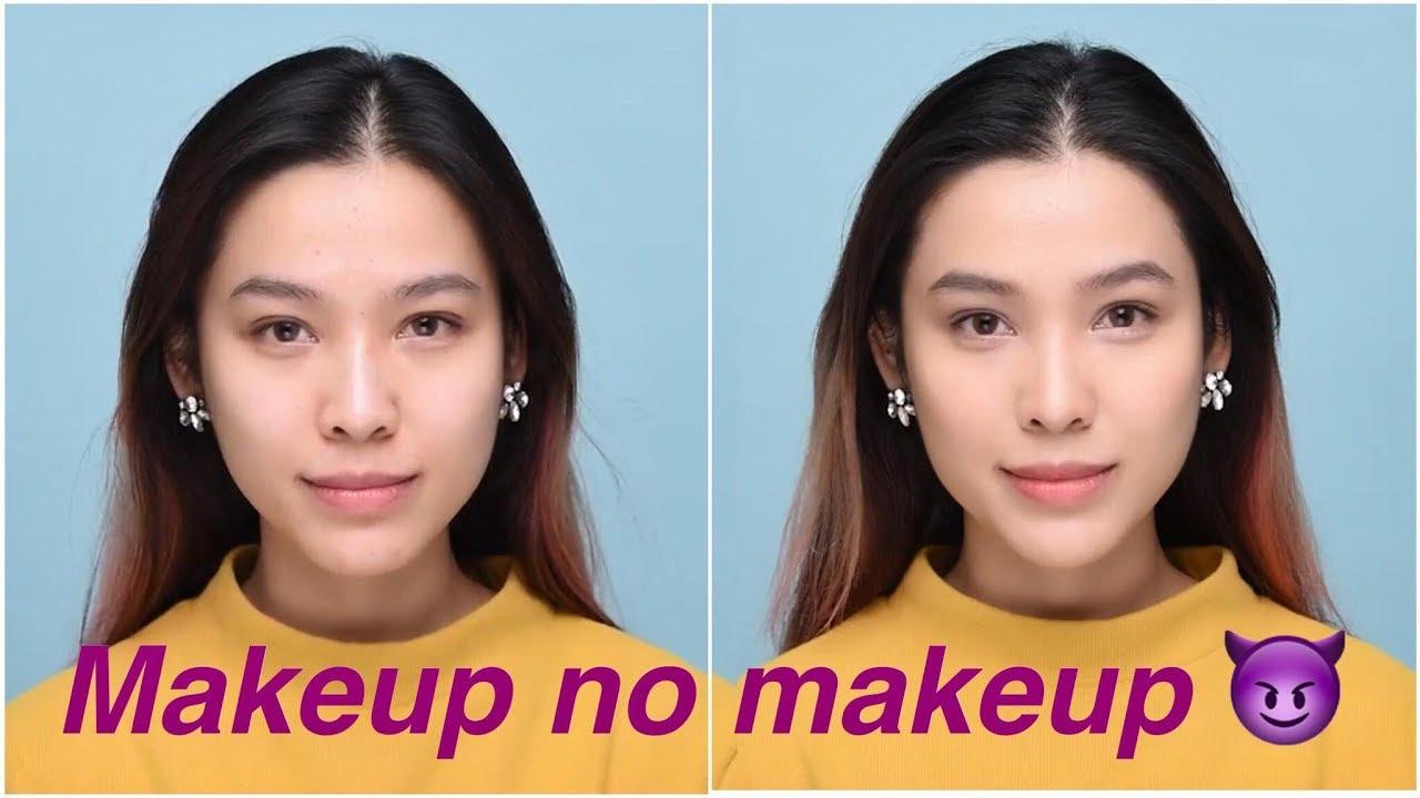 Makeup No Makeup – Trang Điểm Như Không Trang Điểm