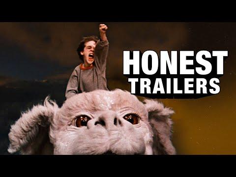 Nekonečný příběh - Upřímné trailery
