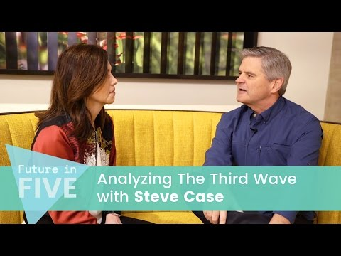 Analyzing The Third Wave with Steve Case | Future in Five