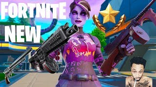 FORTNITE WEDNESDAY STREAM- SIX SHOOTER UN-VAULTED!-DRUM SHOTGUN-🤑😎 -USE CODE: lane-rolling