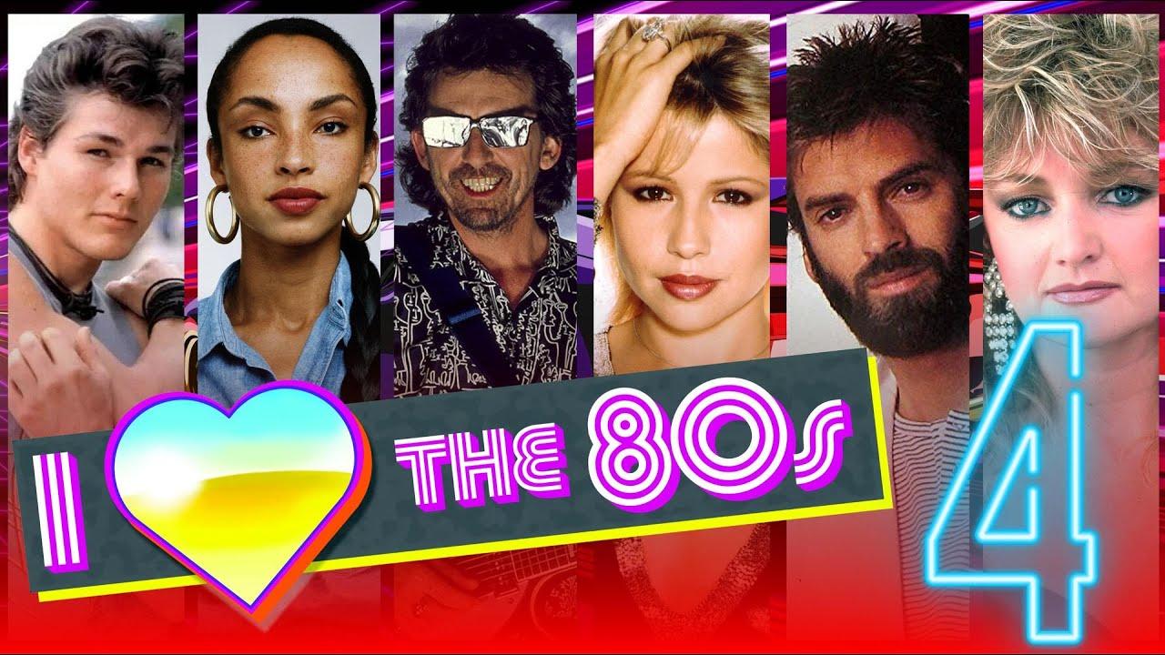 80's Best Synth-Pop, HI-Nrg & Dance Hits Vol.4 (Serega Bolonkin Video Mix)│Танцевальные Хиты 80х