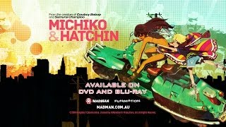 Michiko & Hatchin Official Trailer