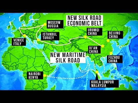 "china's-new-""silk-road"":-future-megaprojects"