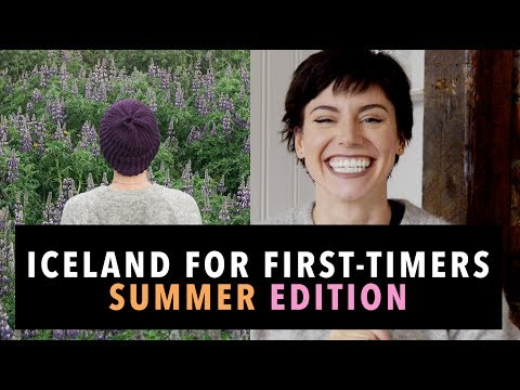 Iceland for First-Timers Summer Edition (7 Things You Need To Know) | Sorelle Amore