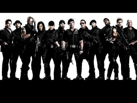 The Expendables 3 BEST song