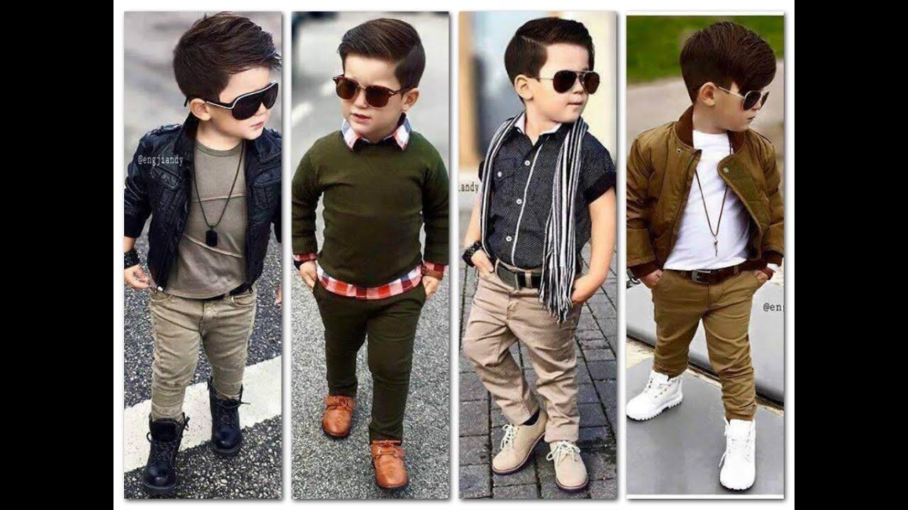 بالصور.. أناقة هذا الطفل تطغى على أناقة أفضل عارضي الأزياء .. ما رأيكم به ؟!