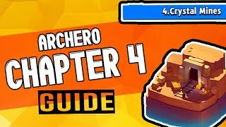 ARCHERO: Chapter 4 Guide - How to Beat ALL 1 - 50 Levels! | Tips & Tricks | Gameplay