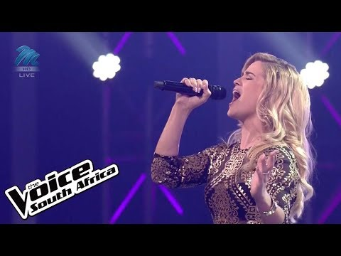 Caroline-Grace - Holding Out For A Hero | The Live Show Round 7 | The Voice SA
