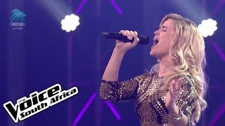 Video Caroline-Grace - Holding Out For A Hero   The Live Show Round 7   The Voice SA download MP3, 3GP, MP4, WEBM, AVI, FLV November 2018