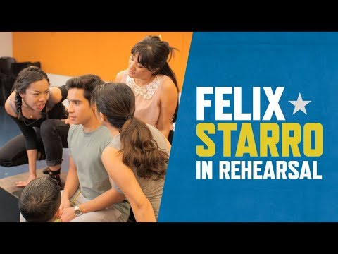World Premiere of New Musical Felix Starro Begins August 23