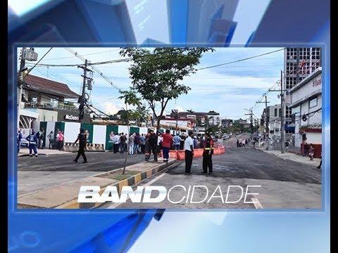 Após 2 semanas, Avenida Djalma Batista está liberada para tráfego