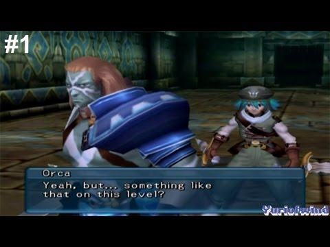 .hack//Infection #1 Let's Play: It's a game, within a game.