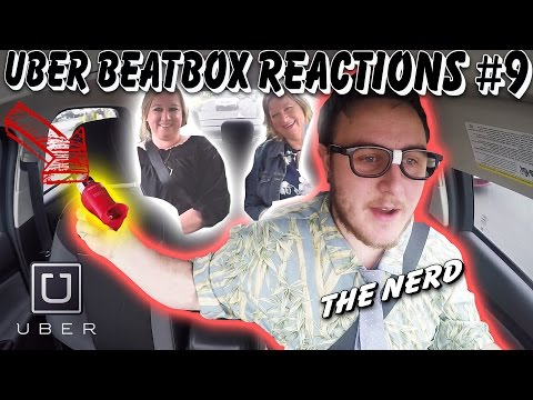 "UBER BEATBOX REACTIONS #9 ""The Nerd Drops FIRE"""