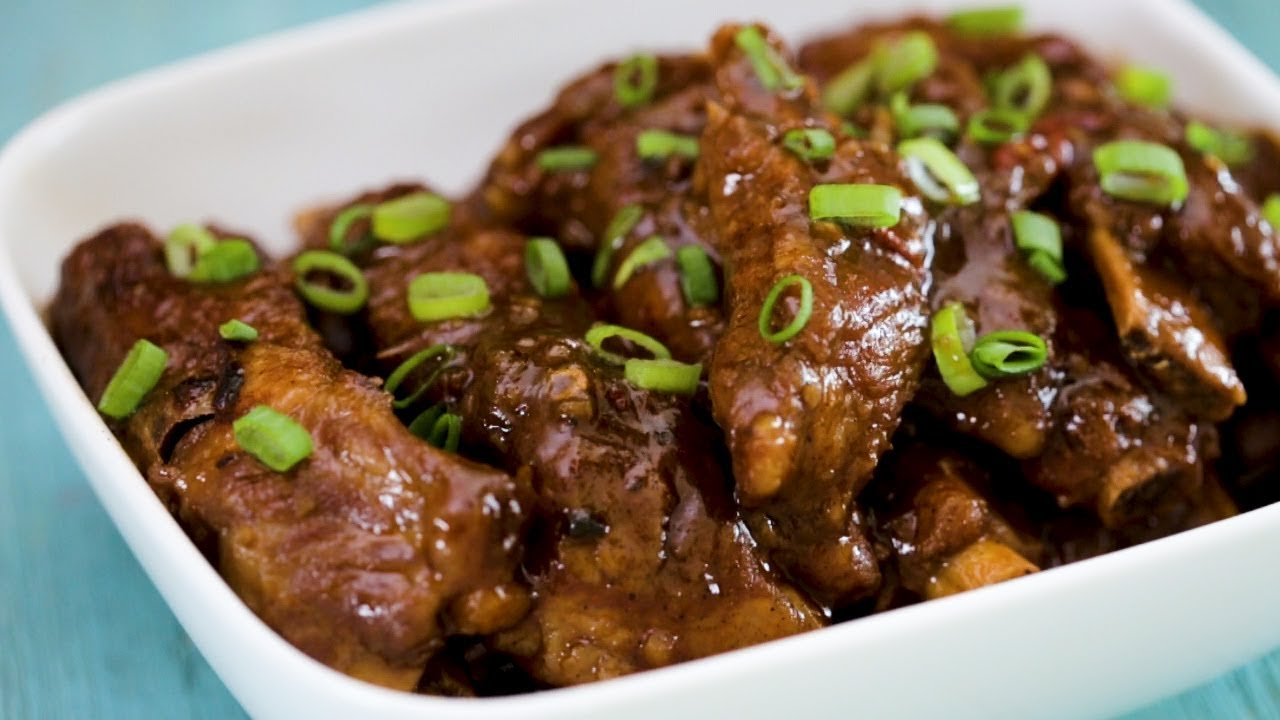 Sweet And Spicy Spareribs Recipe Yummy Ph Youtube