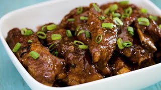 Sweet and Spicy Spareribs Recipe  Yummy Ph