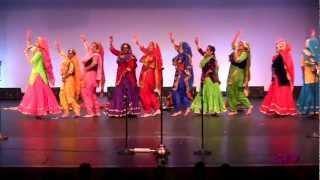 Giddhe Diyan Raniya @ Tor Punjaban Di Giddha Competition 2012