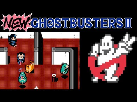 New Ghostbusters 2 (FC)