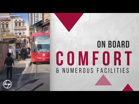 Light Rail Transit Quatre Bornes