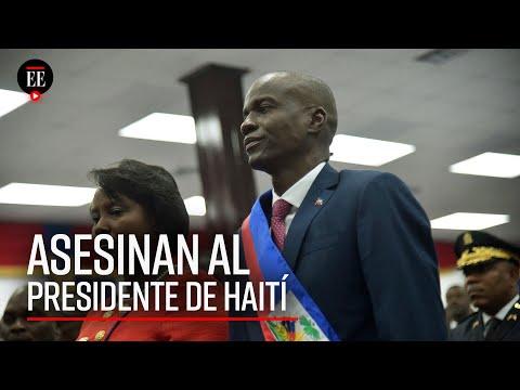 Jovenel Moïse, presidente de Haití, fue asesinado en su casa  - El Espectador