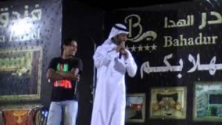 عمران حافظ يقلد اصوات المشايخ.wmv