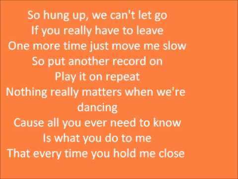 Heart Skips A Beat -Olly Murs- Lyrics :))
