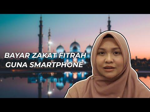 Sharing Seminit (Edisi Ramadan) : Episode 16 - Bayar Zakat Fitrah guna smartphone