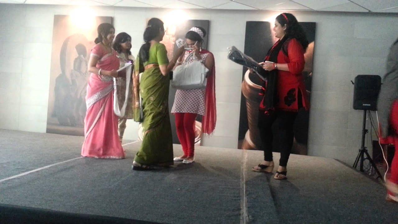 retro fashion show womens day cisco bangalore youtube