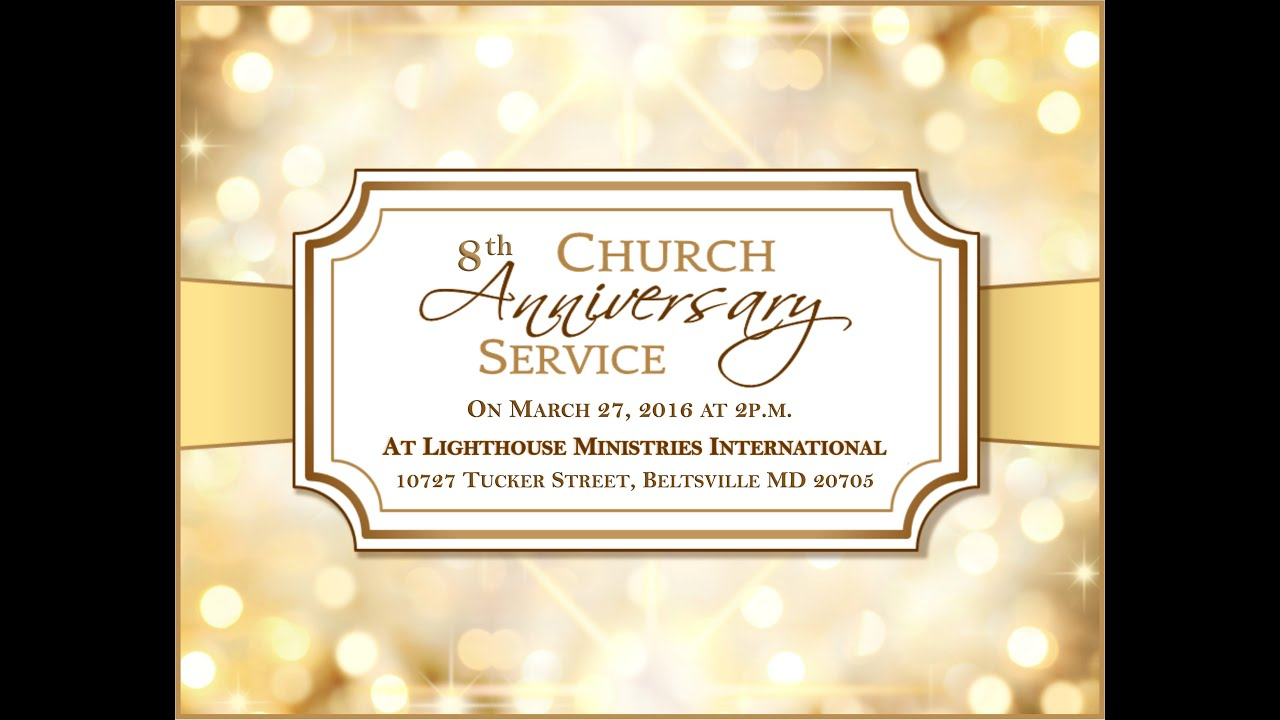 Church anniversary celebration clip art pixshark