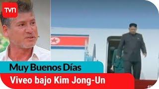Chileno y su crudo relato de vivir en Corea del Norte   Muy buenos días