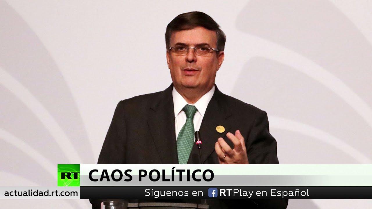 Acepta Evo Morales asilo político en México