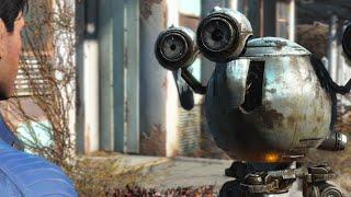 Fallout 4 Gameplay Walkthrough Part 2 E3 2015 Gameplay