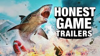 Honest Game Trailers | Maneater