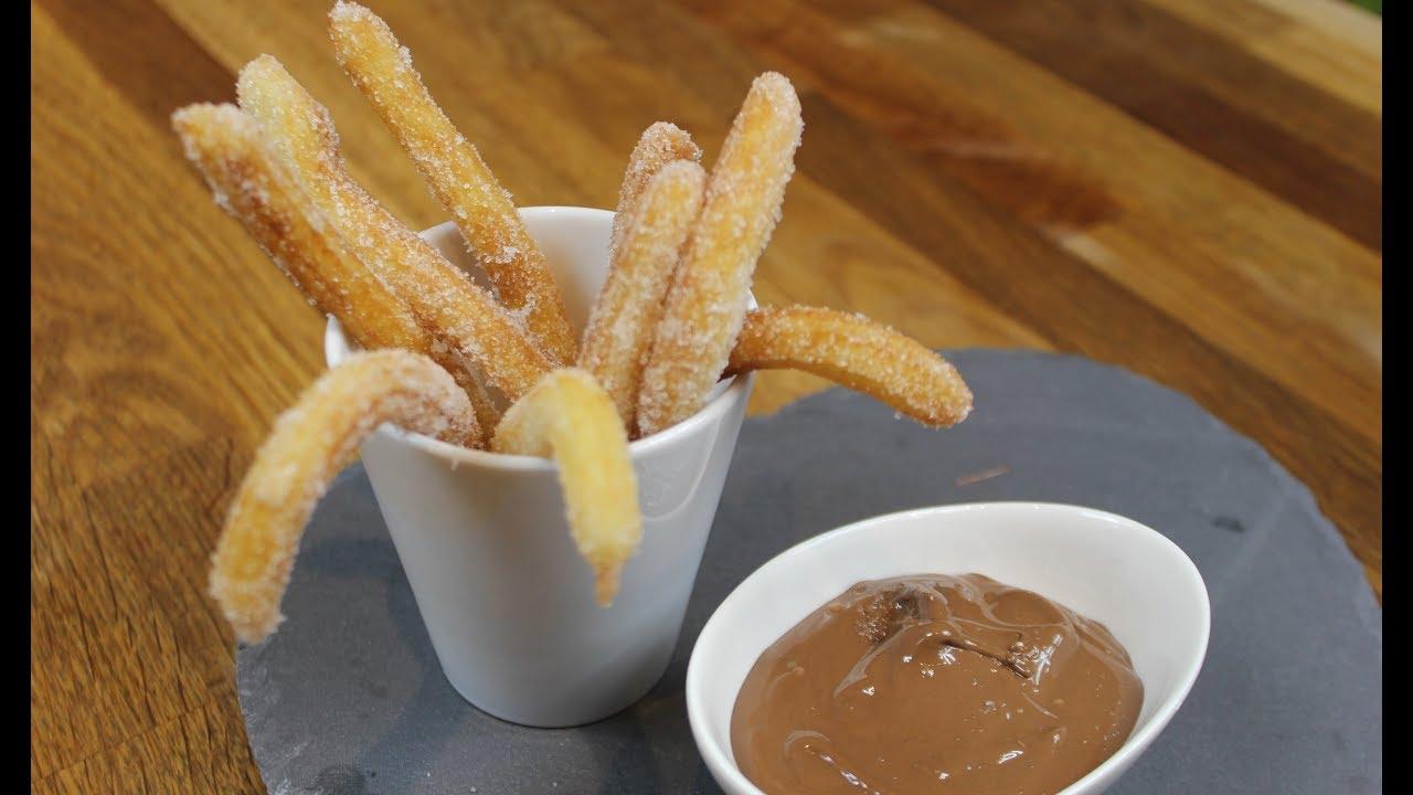 Recette Churros De Fete Foraine la meilleure recette de churros | cook'king officiel