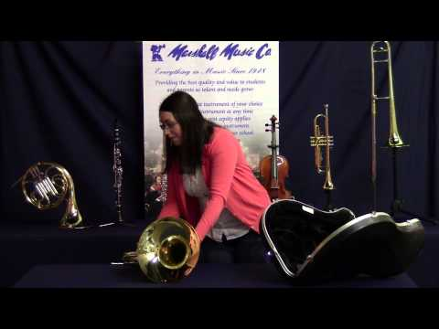 An introduction to the french horn from Marshall Music