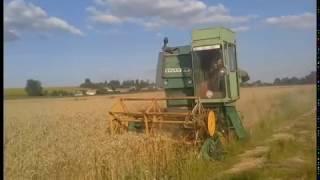 Зернозбиральний міні комбайн Volvo s830