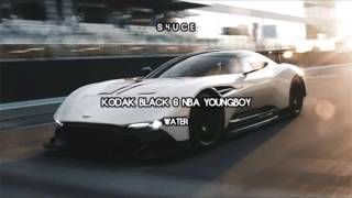Baixar KODAK BLACK & NBA YOUNGBOY - WATER [ BASS BOOSTED ]