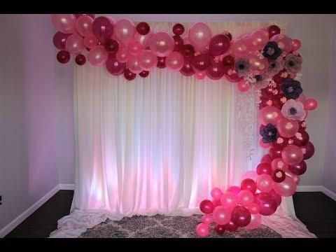 Balloon Garland DIY | How To
