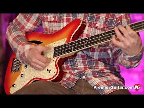 Review Demo - Eastwood Surfcaster Bass