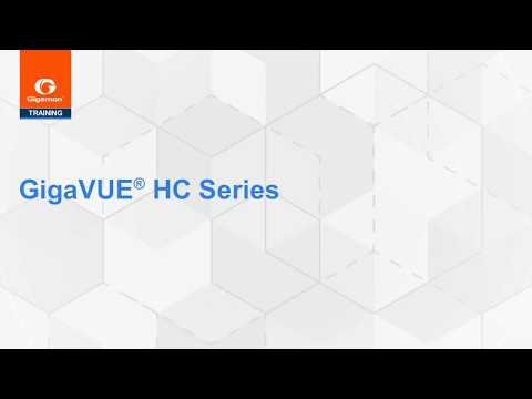 Learn about the GigaVUE-HC3 Visibility and Security Delivery Platform