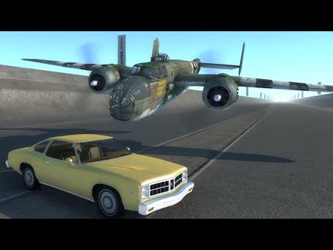 planes attacking cars youtube. Black Bedroom Furniture Sets. Home Design Ideas
