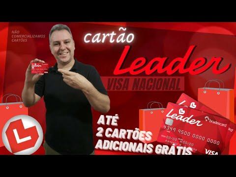 ?CARTÃO LEADER VISA NACIONAL:Até 2 Cartões Adicionais Grátis, será que vale a pena??