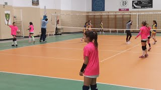 Voleibol Arroyo VS Licen