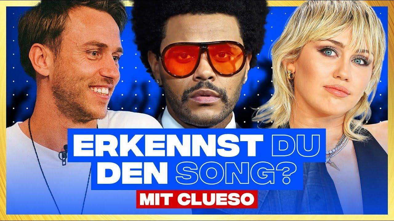 Erkennst DU den Song? (mit Clueso)
